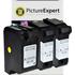 HP 45 / 78 ( 51645ae / C6578ae ) Compatible Black x2 & Colour x1 Ink Cartridge 3 Pack
