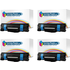 HP 78A ( CE278A ) Compatible Black Toner Cartridge Quad Pack