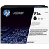 HP 81A ( CF281A ) Original Black Toner Cartridge