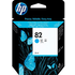 HP 82 ( C4911A ) Original High Capacity Cyan Ink Cartridge