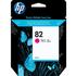 HP 82 ( C4912A ) Original High Capacity Magenta Ink Cartridge