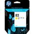 HP 82 ( C4913A ) Original High Capacity Yellow Ink Cartridge