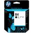 HP 84 ( C5019A ) Original Black Printhead