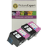 HP 901XL Black and Colour Compatible Ink Cartridge 4 Pack