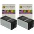 HP 920XL ( CD975AE ) Compatible High Capacity Black Ink Cartridge TWINPACK