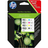 HP 950XL / 951XL ( C2P43AE ) Original High Capacity 4 Ink Cartridge Pack