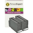 HP 950XL ( CN045AE ) Compatible High Capacity Black Ink Cartridge TWINPACK