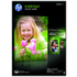 HP Q2510A Original A4 Glossy Photo Paper 200g x100