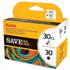 Kodak 30 / 8039745 Original Black & Colour Ink Cartridge Pack