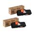 Kyocera TK-160 Original Black Toner Cartridge TWIN PACK