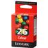 Lexmark 26/ 10N0026 Original Colour Ink Cartridge