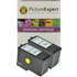 Lexmark 3 / 18C1530E Compatible Black Ink Cartridge (No.3) x 2