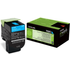 Lexmark 70C20C0 (702C) Original Cyan Toner Cartridge