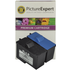 Lexmark 82 / 18L0032 / 83/ 18L0042 Compatible Black & Colour Ink Cartridge Pack