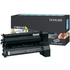 Lexmark C780A1YG Original Yellow Toner Cartridge