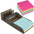 Neon Block Sticky Notes & Sticky Note Holder
