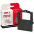 OKI 01126301 Original Nylon Black Ribbon