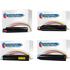 OKI 42403002 (BK/C/M/Y) Compatible Black & Colour Toner Cartridge Multipack
