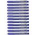 Pentel Clic Pen-shaped Retractable Plastic Eraser (12 Pack)