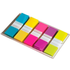 Post-it Index Small Bright Colours in Portable Pack (12.5mm x 43mm) (100 Pack)