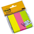 Post-it Note Markers 100 each of Neon Yellow /Pink/ Lime Green (3 Pack)
