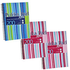 Pukka Pad A5 80gsm Plastic Wirebound Ruled Jotta Notebook (200 Pages) (3 Pack - Assorted Colours)