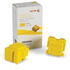 Xerox 108R00933 Original Yellow Dry Ink Colour Stix Twin Pack