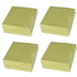 Yellow Sticky Notes (75mm x 75mm) - 100 Sheets (12 Pack)