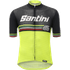 Santini Beat Jersey - Yellow - XXL