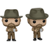 Stranger Things Hopper with Donut Pop! Vinyl Figure
