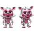 Five Nights at Freddys Sister Location Funtime Foxy Pop! Vinyl Figure