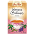 Yogi Tea Womens Balance Organic 17 Teabags