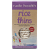 Rude Health Organic Rice Thins 130g