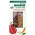 Amisa Organic Paprika & Chilli Crackers 100g