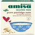 Amisa Organic Gluten Free Porridge Oats Sachets 8 x 27g