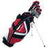 Ben Sayers M15 Red Package Set (Steel/Graphite)
