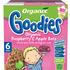 Organix Goodies Fruit & Cereal Bar - Apple & Raspberry Multi Pack 30g x 6