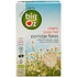 Big Oz Organic Porridge Flakes 500g