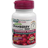 Natures Plus Herbal Actives Ultra Cranberry 1500 Extended Release Tablets 30 Tabs