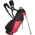 Cobra Ultralight Womens Stand Bag - Black / Raspberry