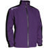 Sunderland Vancouver Mens Waterproof Jacket - Berry / Black / White
