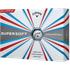 Supersoft Golf Balls 2017 1 Dozen White