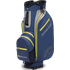 Callaway Hyper Dry Cart Bag - Navy / Silver / Neon Green