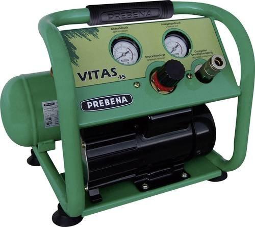 Prebena Druckluft-Kompressor Vitas 45 4l 10 bar