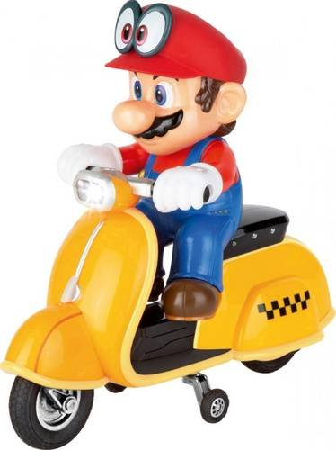 370200992 2,4GHz Super Mario Odyssey (TM) Scooter, Fahrzeug