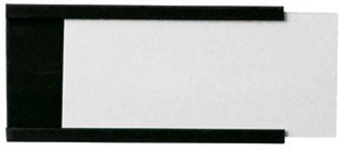 Legamaster Magnetschild (B x H) 60mm x 30mm rechteckig Schwarz 36 St. 7-450600
