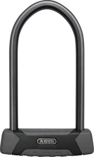 ABUS 540/160HB300+EaZy KF GRANIT X Plus Bügelschloss Schwarz, Grau mit Codekarte Schlüsselschloss