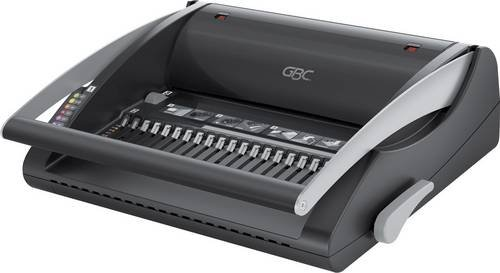 GBC 4401845 Plastikbindegerät (B x H x T) 340 x 130 x 395mm DIN A3hoch, DIN A4, DIN A5