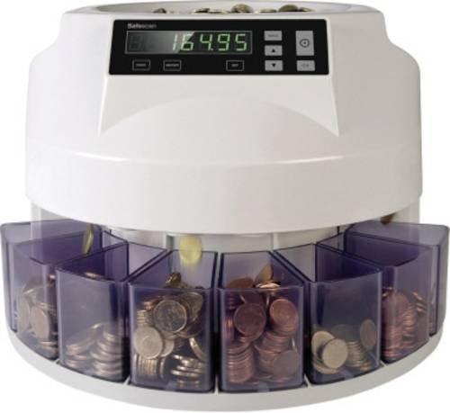 Safescan 1250 Geldzähler