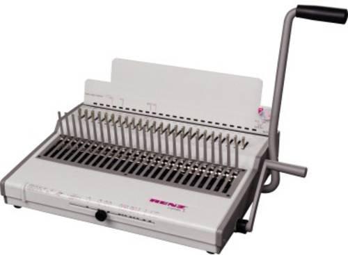 RENZ 26340020 Plastikbindegerät (B x H x T) 490 x 90 x 360mm DIN A4